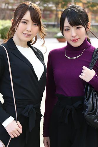 桜井麻美&周防朋美